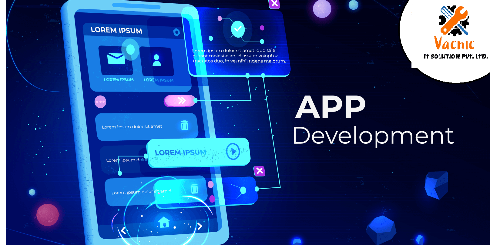 App Development Services in India